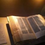 Gutenberg Bible, Congress Library, Washington DC