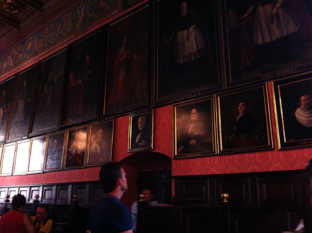 A hall, Collegium Maius