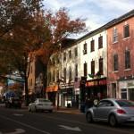 Old Town Alexandria street view