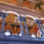 The Great Hall, Library of Congress, Washington DC