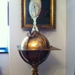 The old globe, Collegium Maius, Krakow Old Town
