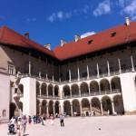 The Royal Castle, Wawel Hill, Krakow