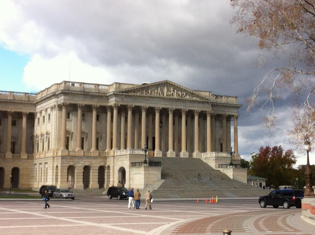 The U.S. Capitol, Capitol Hill walk