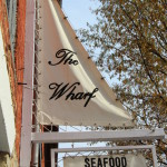 Seafood restaurant, Old Town Alexandria