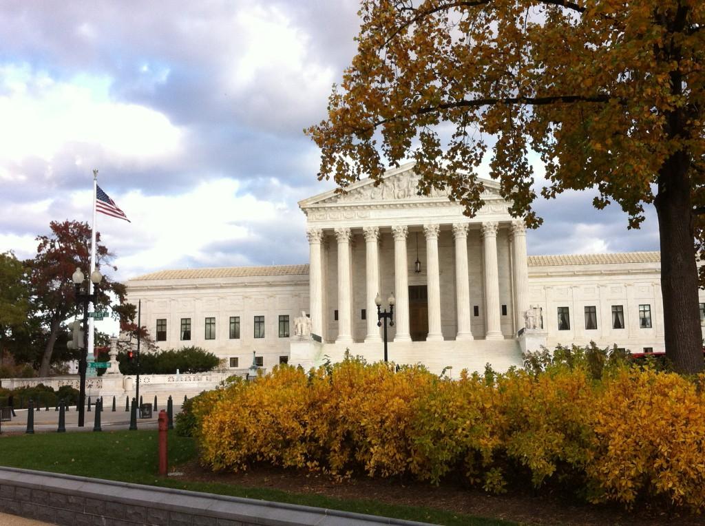 United States Supreme Court, Capitol Hill walk
