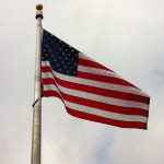US Flag, Washington Memorial, Washington DC