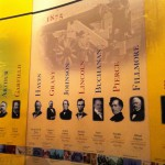 US Presidents, American History Museum, Washington DC
