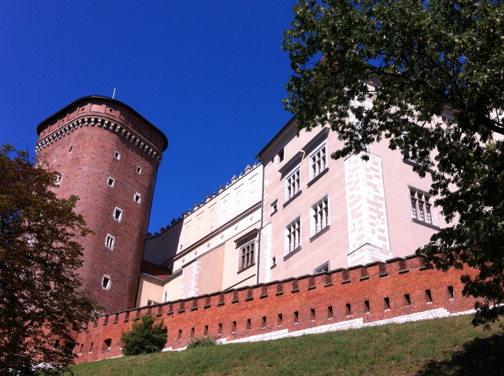 The Wawel Hill, Krakow Old Town in one day
