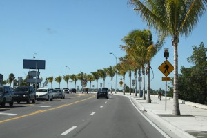 Arriving to Key West, Florida Keys