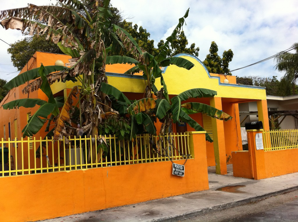 A house in Bahama Village, Key West