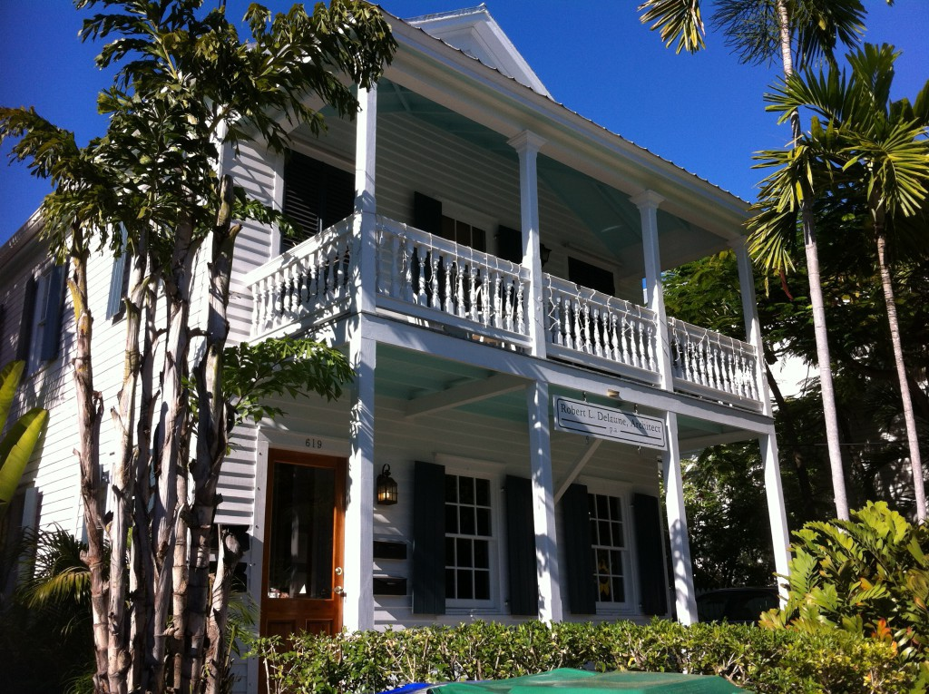 A house in Key West