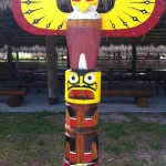 Miccosukee Village, the Everglades