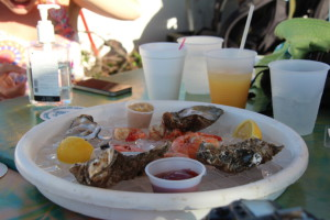 Oysters, Key West