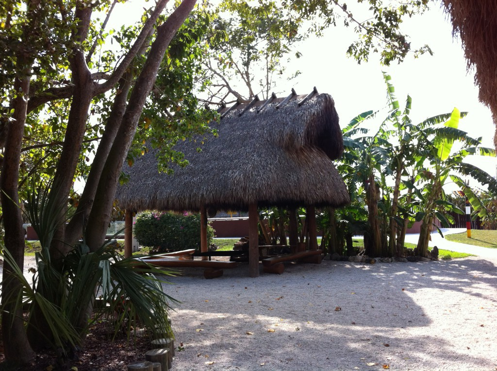 Miccosukee Indian Village, Everglades