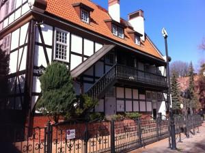 A house in Gdansk