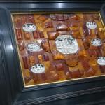 Artwork at Amber Museum, Gdansk