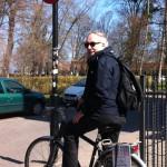 Bike trip from Gdansk to Sopot