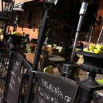 Cafe on Motlawa River, Gdansk