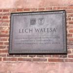 Lech Walesa's office, Green Gate, Gdansk