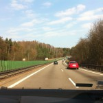 Driving to Gdansk