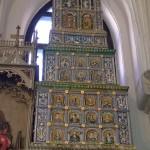 Renaissance stove, Arturs Court, Gdansk