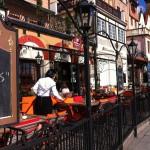 Restaurant on Motlawa River, Gdansk