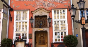 Restaurant Pod Lososiem, Gdansk