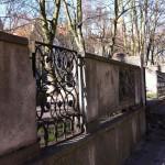 Ruin of a balcony, Ducha Street