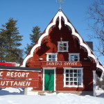 Santa's Office, Saariselkä