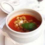 Tomato soup, Sopot