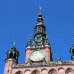 Tower of Main Town Hall, Gdansk