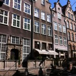 Townhouses, Mariacka Street