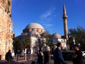 A mosque, Antalya