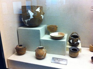 Ceramics, Antalya Archeological Museum