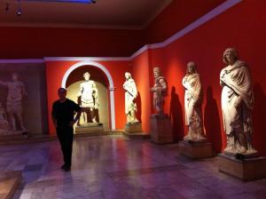 Hall of Gods, Antalya Archeological Museum