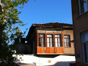 House in Kaleici, Antalya Old Town