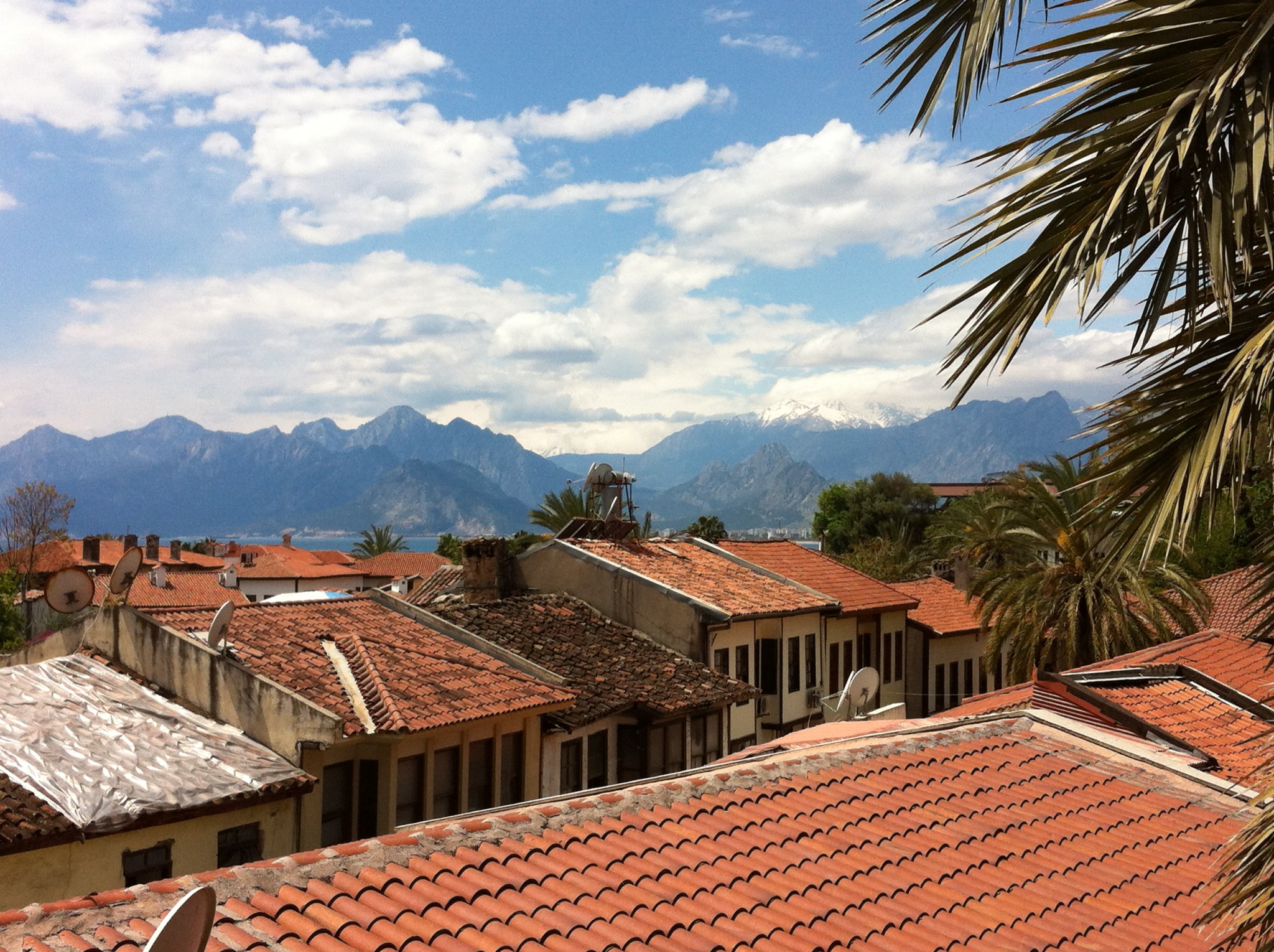 Walk in Kaleici, Antalya Old Town - Routes and Trips