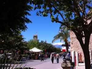 Street view,, Antalya