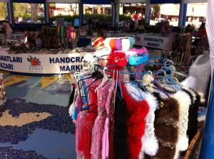Women's Handicraft Market, Kemer