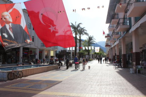 Shopping in Kemer