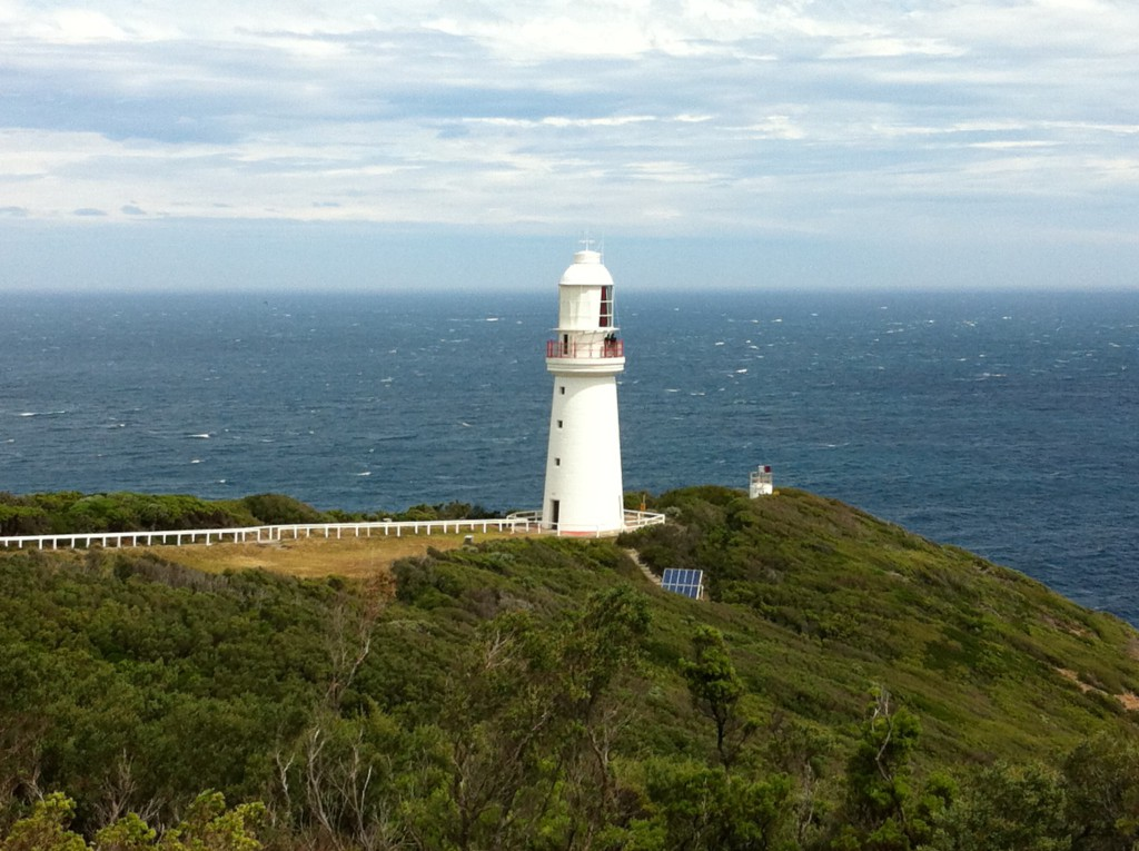 Cape Otway lightstation, Great Ocean Road self drive