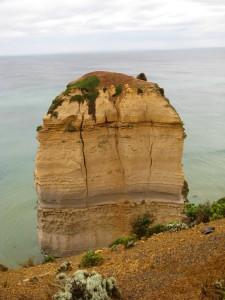 Rock formation, the Twelve Apostles