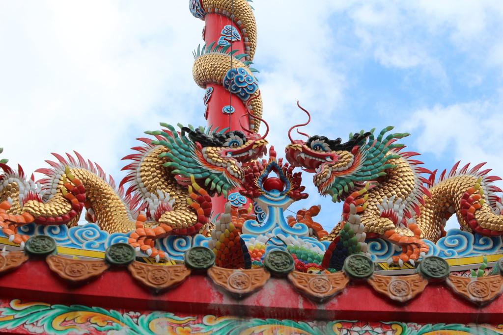 Li Thi Miew Temple, Bangkok