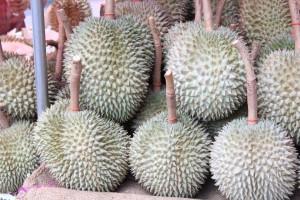 Durian on Chinatown Market, Bangkok