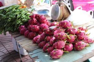 Fruits on Chinatown Market, Bangkok