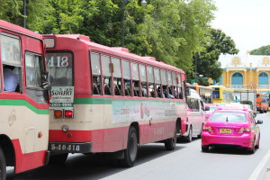 Going to Wat Phra Kaeo