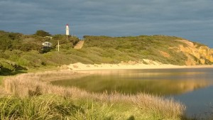 Lighthouse, Aireys Inlet, the Great Ocean Road