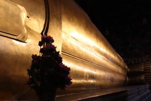 The Reclining Buddha, Wat Arun, Bangkok by boat