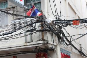 View of Chinatown, Bangkok