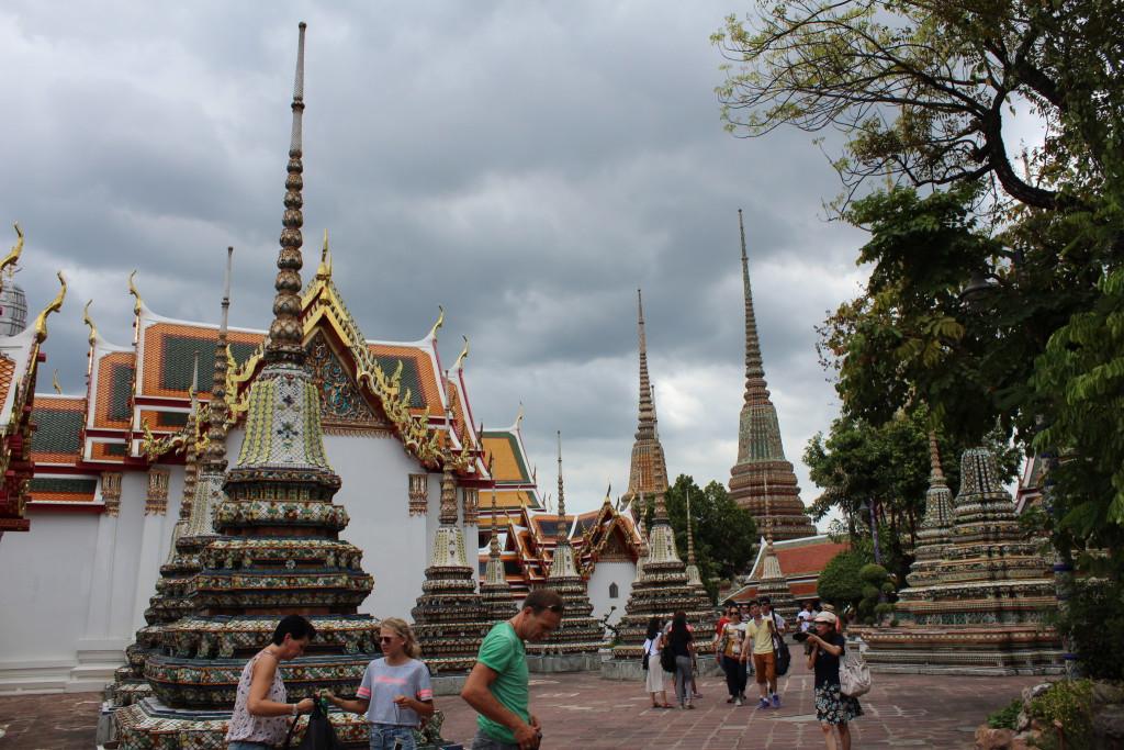 Wat Who phrangs, Bangkok